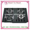 Built-in Tempered Glass Gas Stove/Gas hob/Gas Cooker XLX-614G-1