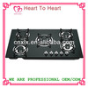 Built in Tempered Glass Panel Gas Stove/Gas hob/Gas Cooker XLX-935G-1
