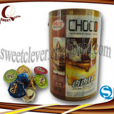 4g mini chocolate biscuit mix cup