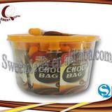 Chocolate jam bag