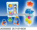 Hot sell Baby Whale Bath Toys JK2500052