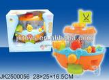 Hot sell Baby Pirate ship Bath Toys JK2500056