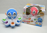 Lovely Electronic Octopus BO Animal With Music & Light JK2240056