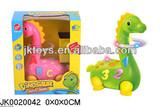 Lovely Electronic Dinosaur BO Animal With Music & Light JK0020042