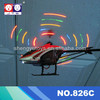 China 43cm 3.7V military helicopters radio controlled