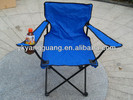 Popular folding chair with armrest