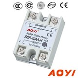 380V Solid State Relay  solid state relay 10A  SSR-10AA-H
