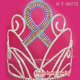 AIDS day crown,holiday crown,pageant tiaras