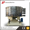Double decks vibrator screen sieve with special vibrator motor