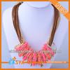 Copper Bracelet Pendant Necklace,Rope Chain Necklace