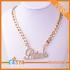 Fashion Necklaces 2014 Gold Necklace Alloy Necklace