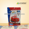 food grade custom printed zipper pouch for candy bag
