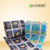 candy packing food packaging plastic roll film for food printing