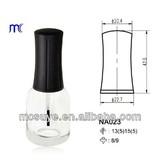 black cap for nail art