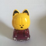 cute cat shape nail polish cap