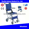 Aluminium Wheelchair AS807LABP
