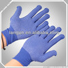 PVC Dotted Natural White Cotton Gloves
