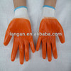 Industrial Nitrile Coated Safety Glove