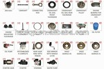 YUEJIN truck spare parts