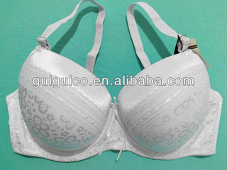 Ladies Sexy Bra Embroidery Lace Bra