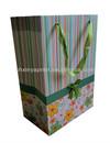 fashion paper shopping bag pantone color printing kraft paper shopping bag