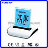 Digital LED alarm table clock multi color