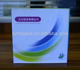Corrugated printing Carton Box with cmyk printing