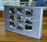 Newly customized Packaging Boxes with logo printed