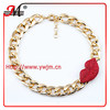 NK4492 Red Lips Satement Necklace Jewellery