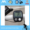 Large Screen lcd bicycle computer odometer speedometer