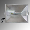 6'', 8'' XXXXL Air-Cooled Reflector with hinged glass cover