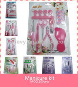Hot Selling Manicure kit