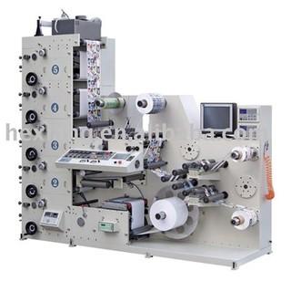 RY320-6C label Printing Machine