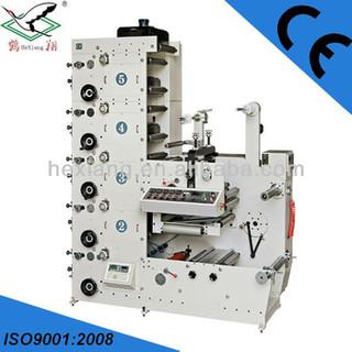RY320-6B Label Flexo Printing Machine
