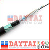 6/12 Cores Aerial&Duct Direct Burial Optical Fiber Cable (GYTA53)