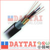 Underwater 12 Core Stranded Loose Tube Light-armored Outdoor GYTS Single Mode Fiber Optical Cable