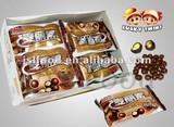 chocolate biscuit candy