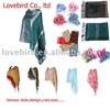 Fashion lady polyester pashmina scarf shawl