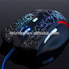 Colorful Design 6D Optical Gaming Mouse With LED Light