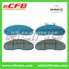 BRAKE PAD for RENAULT MASTER,B60,B80,B120