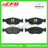 BRAKE PAD BREKE PAD FOR PEUGEOT 106,205,306