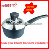 LFGB Certified Die-casting Aluminum Non-stick Sauce Pan Cookware