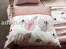 Printed decorative pillow cushion