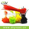 2012 Hot Selling Colorful Plastic Cable Ties
