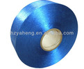 Dope Dyed Polyester Yarn POY 150D 48F dope dyed Blue