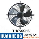 Cooling fan,axial flow fan ,tube axial fan, exhaust fan, wall exhaust fan THC500HB