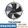 Cooling fan,axial flow fan ,tube axial fan, exhaust fan, wall exhaust fan THC400HB