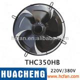 Cooling fan,axial flow fan ,tube axial fan, exhaust fan, wall exhaust fan THC350HB