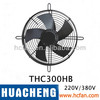 Cooling fan,axial flow fan ,tube axial fan, exhaust fan, wall exhaust fan THC300HB