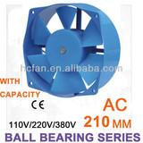 HC cooling fan axial flow fan 210*70 AC 110V/220V/380